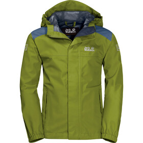 Jack Wolfskin Oak Creek Jacket Kinder green tea